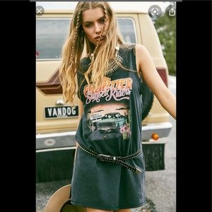 Spell sunset riders tank dress